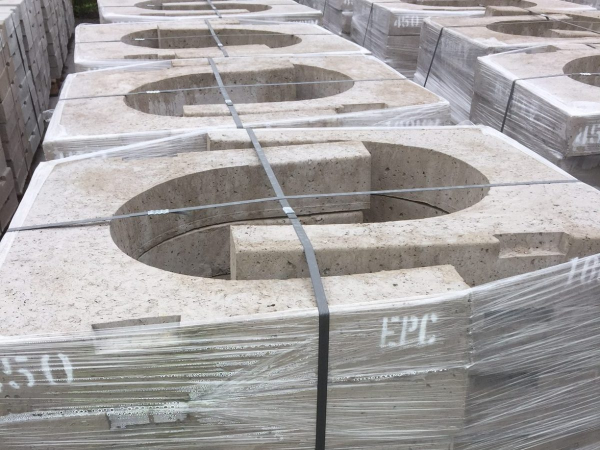 Manhole Rings And Adaptors Beemac Concrete Precast And